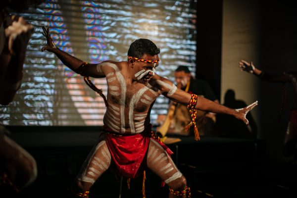 Noongar Traditional Dancing